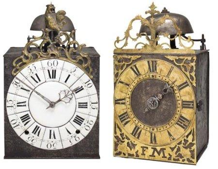 réparer horloges anciennes