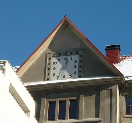trouver aiguilles d horloge dans commerce
